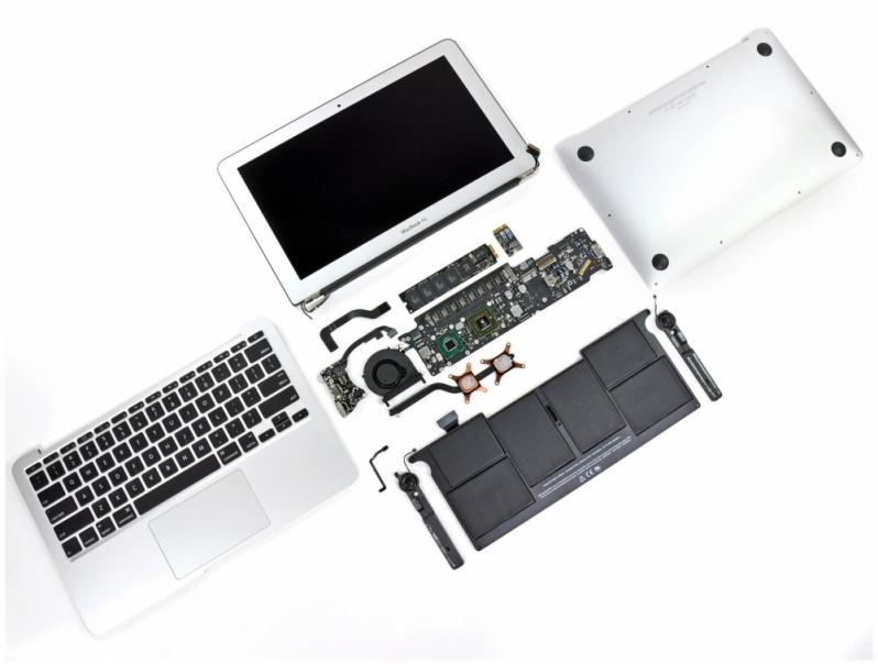 Assistência Técnica Macbook Air Apple Vargem Grande Paulista - Assistência Técnica Macbook