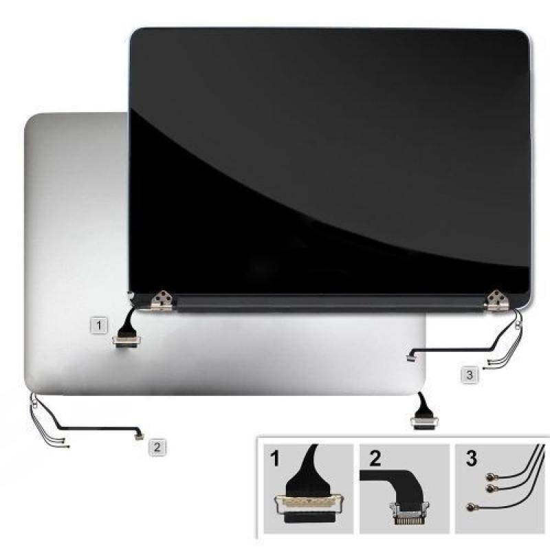 Consertar Tela Macbook A1502 Caieras - Tela de Macbook