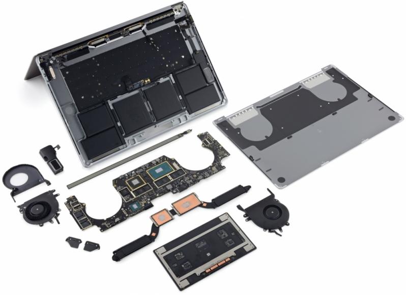 Manutenção de Macbook Carapicuíba - Manutenção de Macbook Pro Touch Bar