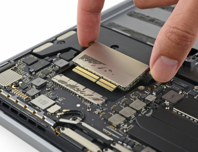 Manutenção de Placa Mãe Macbook Orçamento Mauá - Manutenção de Macbook Air