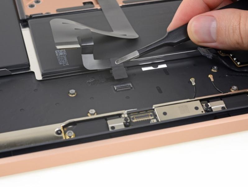 Manutenções Macbook Saúde - Manutenção de Macbook