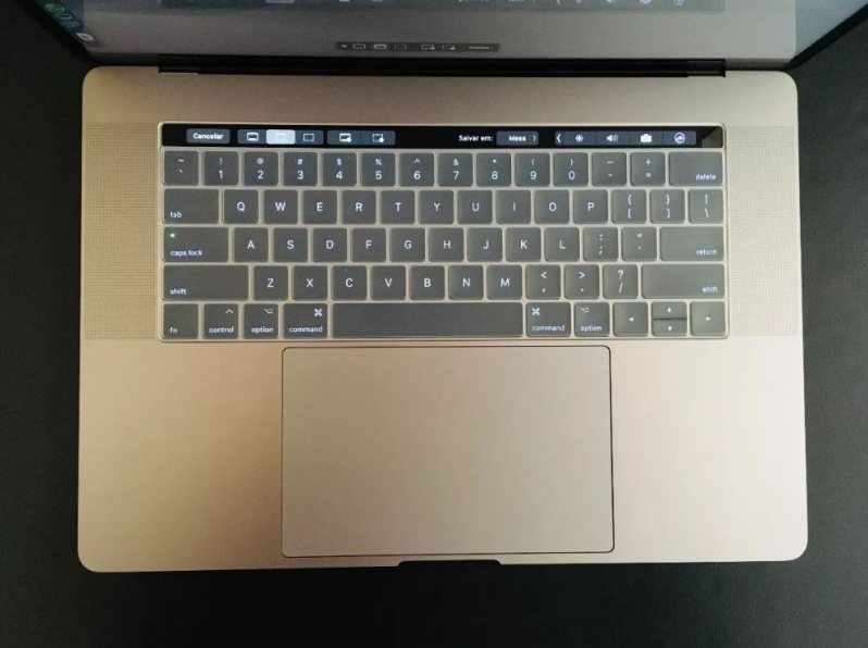 Teclado do Macbook Novo Valor Itaim Bibi - Teclado Macbook Pro Touch Bar