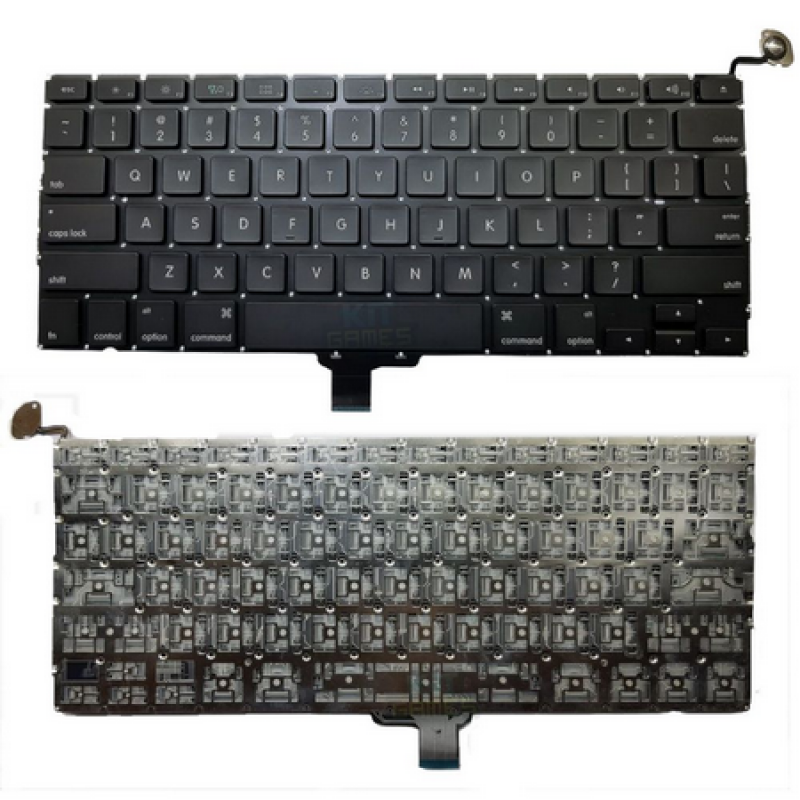 Teclado do Macbook Cachoeirinha - Teclado de Macbook