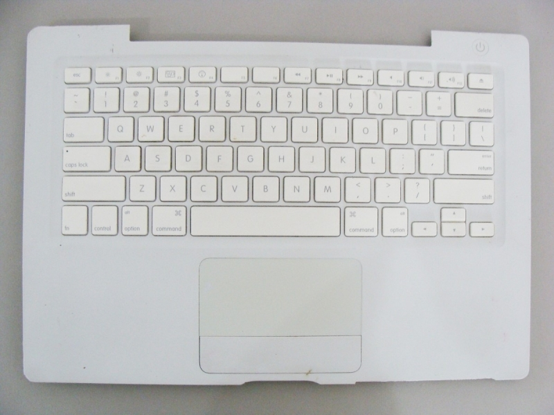 Teclado Macbook Santa Cruz - Teclado de Macbook