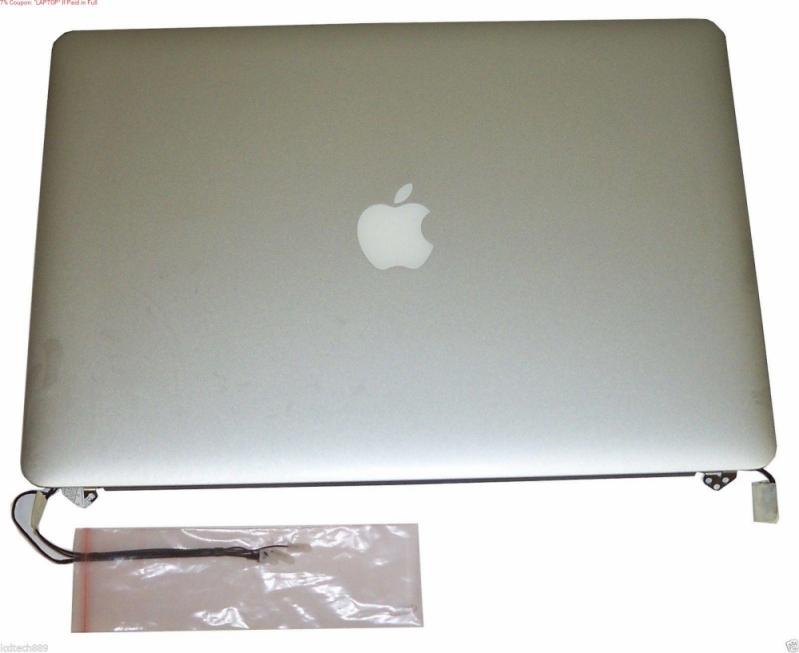 Tela A1398 Macbook Pro Retina Manutenção Arujá - Tela de Macbook
