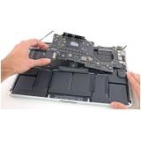assistência técnica de manutenção de placa mãe macbook Chácara Inglesa