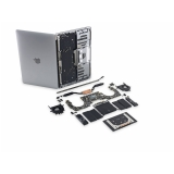 bateria macbook pro touch bar preço Poá