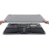Manutenção de Macbook Pro Touch Bar