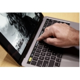 Manutenção Macbook