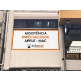 onde encontro assistência técnica apple especializada Rio Grande da Serra