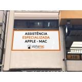 onde encontro assistência técnica apple especializada Francisco Morato