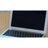 substituição de tela do macbook air Cotia