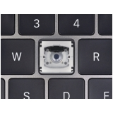 teclado macbook air valor Guaianases