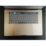 teclado macbook pro touch bar