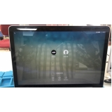 Tela de Macbook