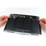 troca de bateria macbook pro Campo Limpo