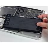 troca de bateria macbook Vila Formosa