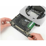 troca de placa mac mini apple Imirim
