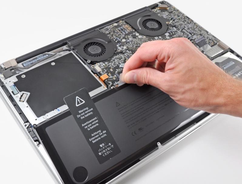 Troca de Bateria A1286 Mac Osasco - Bateria A1502 Macbook Pro Retina
