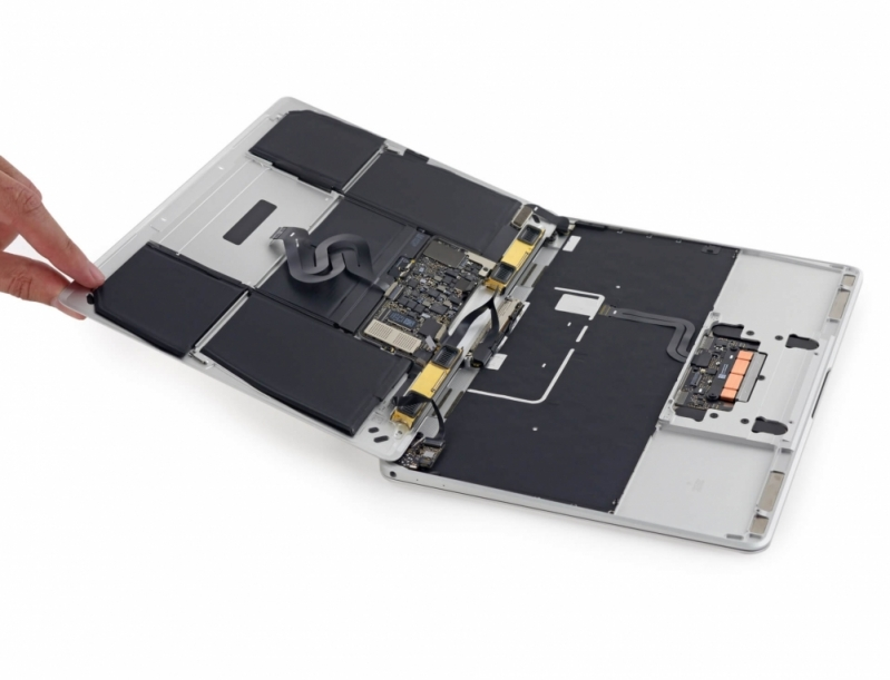 Troca de Bateria A1534 Mac Alto da Boa Vista - Bateria Macbook